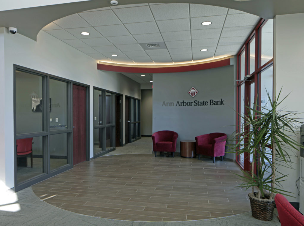Ann Arbor State Bank South State branch