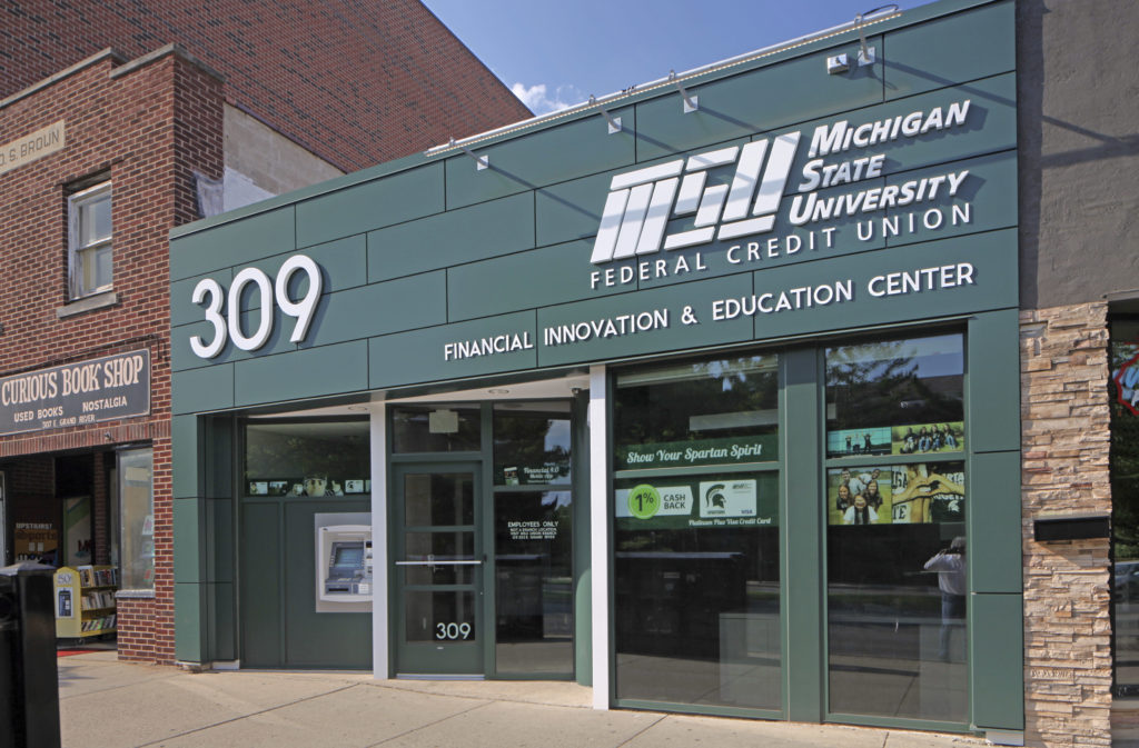 Michigan State University Federal Credit Union Financial Innovation & Education Center