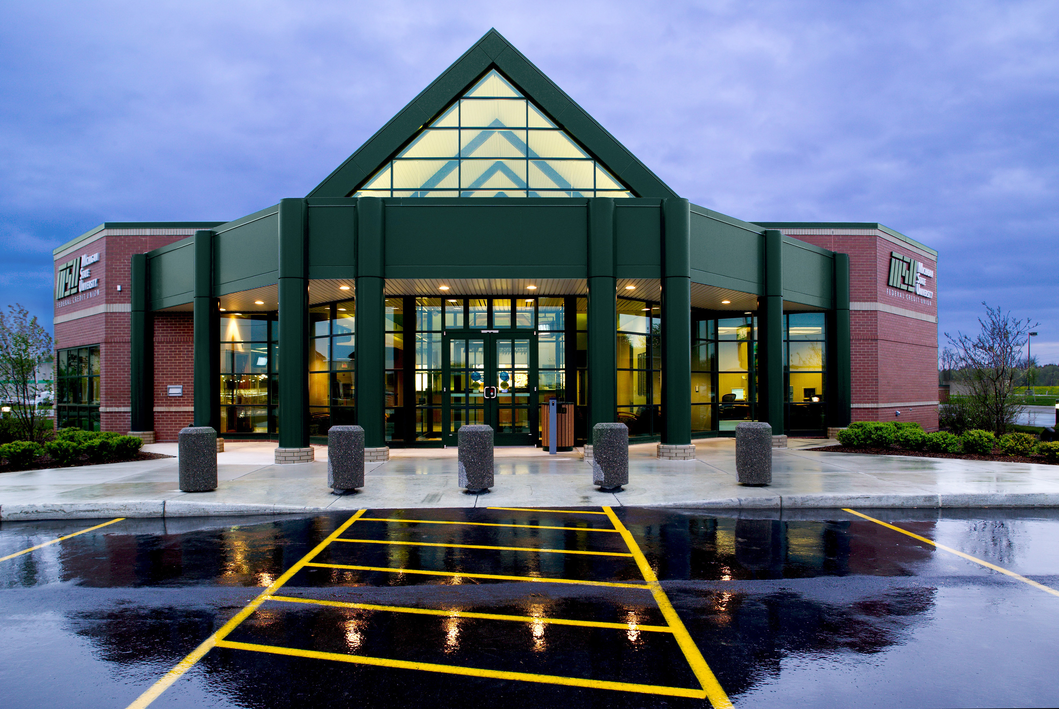 Michigan State University Federal Credit Union, Meridian Branch