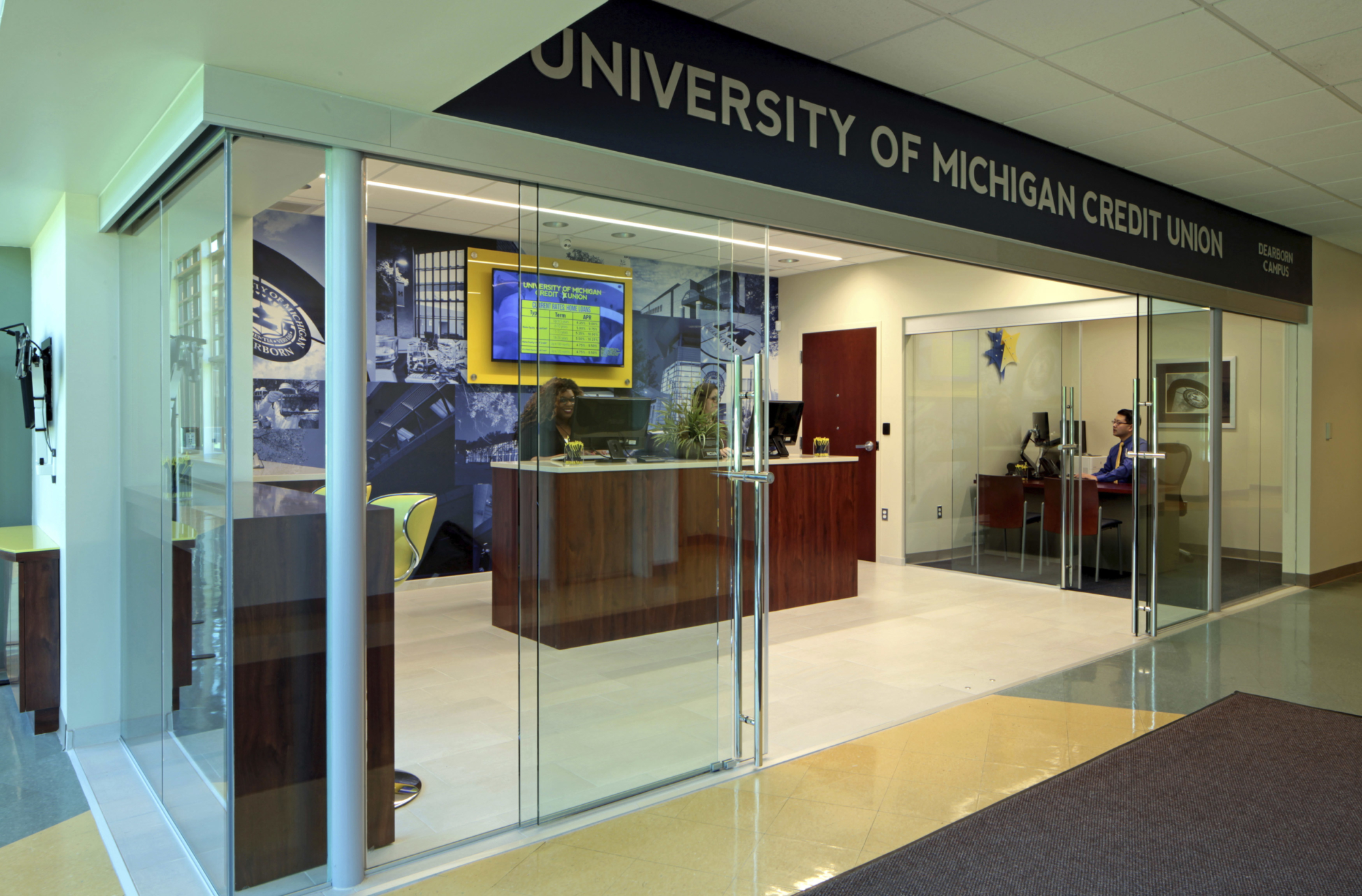 University of Michigan Credit Union Dearborn Branch