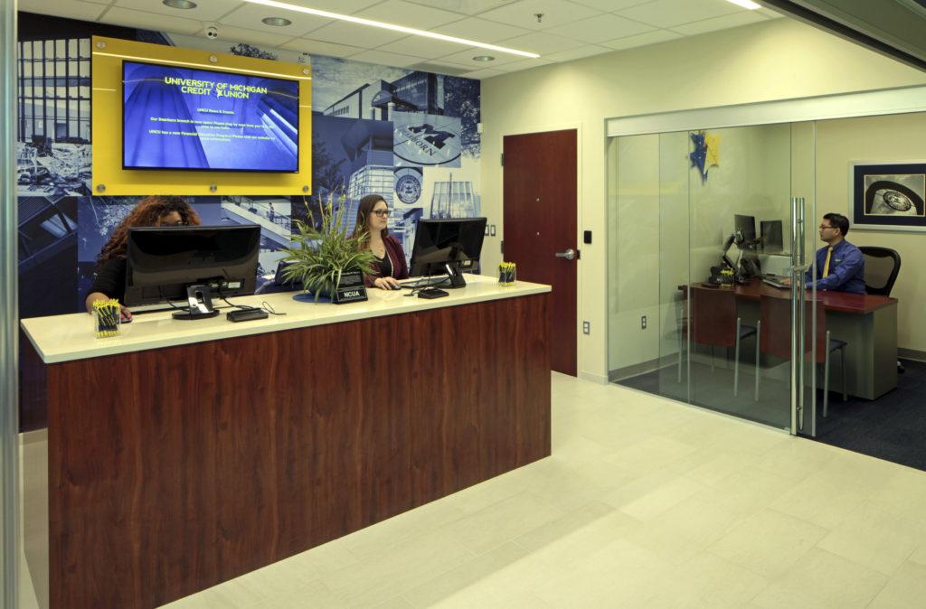 University of Michigan Credit Union Dearborn Branch