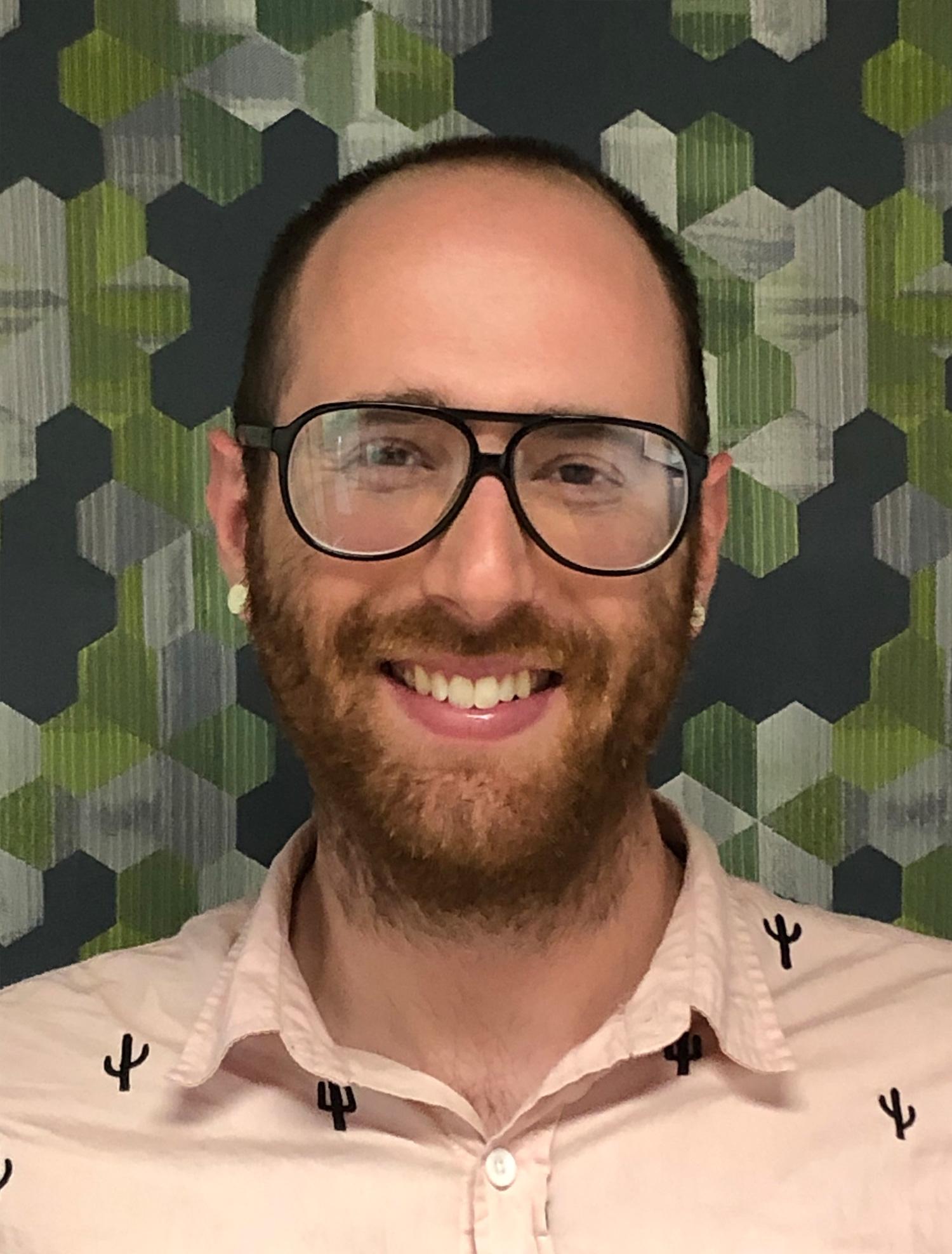 Erik Schulze, Intern Architect